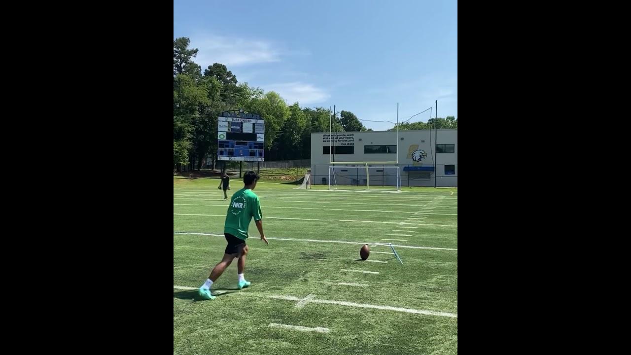 Eliott Trinh   National Kicking Rankings   July 2021