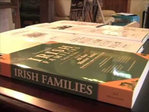 Irish Family Names, Arms, History & Locations, Irish Families Project All Ireland