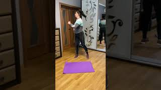Жиросжигающая тренировка интервальная тренировка ТАБАТА ТРЕНИРОВКА