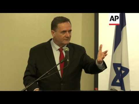 Minister says Israel is monitoring Syria ceasefire