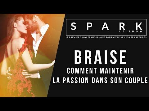 Braise - Comment maintenir la passion dans son couple I Franck Nicolas