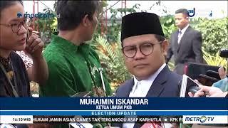 Cak Imin Nyatakan Maruf Amin Tidak Kritik Prabowo