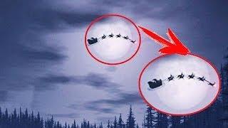 Top 5 Santa Claus Caught On Camera