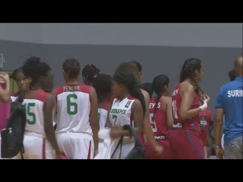 Surinam vs Puerto Rico
