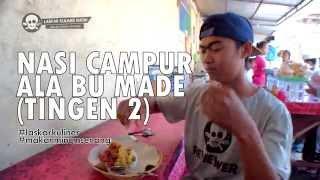 Laskar Kuliner - Warung Nasi Campur Bu Made Tingen