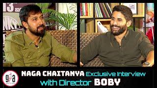 నా లవ్ స్టోరీతో సినిమా తీస్తాను Naga Chaitanya Interview with Director Bobby   Venky Mama Intarview
