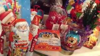 НОВОГОДНИЕ ПОДАРКИ ДРУЗЬЯМ И РОДСТВЕННИКАМ(ПРИВЕТ! СПОНСОР сегодняшней бессоницы-это новогодние подарки=))) Я уже начинаю праздновать с 20 декабря!аккур..., 2014-12-20T00:07:21.000Z)