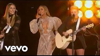 beyonc daddy lessons live 50th annual cma awards 2016