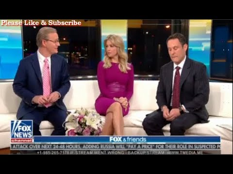 FOX and Friends 4/11/18 6AM ET   Fox News Today April 10, 2018 Wednesday