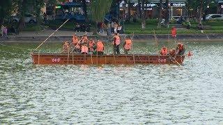 Tin Tức 24h  :Hà Nội chi gần 30 tỷ đồng chuẩn bị nạo vét hồ Hoàn Kiếm
