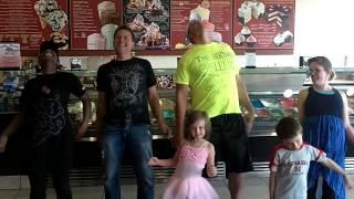 16,353 Calorie Free Birthday Food Challenge | Randy Santel