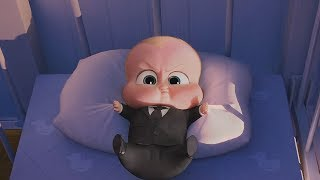 The Boss Baby - Boss Baby Appear At Tim's House