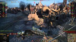 9.10 XVM mod pack - World of Tanks - AMX 50 120 gameplay