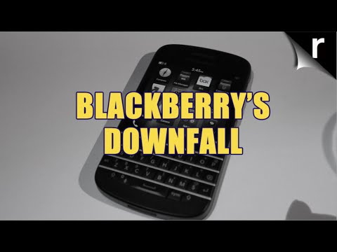 The Downfall of BlackBerry