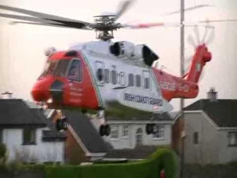 Irish Coast Guard - Rescue 118