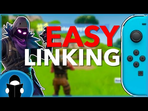 How To Easily Link Your Fortnite Account To Nintendo Switch - If Your Not On Playstation