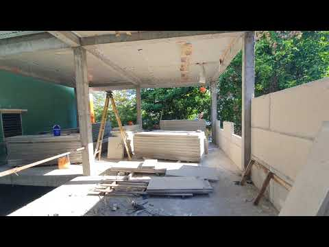 Công nghệ nhà lắp ghép tấm bê tông nhẹ eps-nhà chống nóng gấp 3 lần xây gạch-KLgroup.vn
