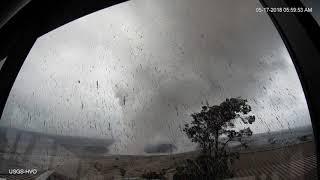 hawaii volcano eruption news report