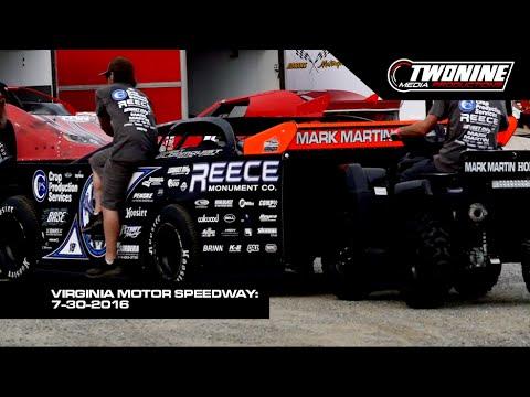 Virginia Motor Speedway : (8-6-2016)