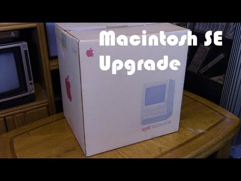 Macintosh SE upgrade
