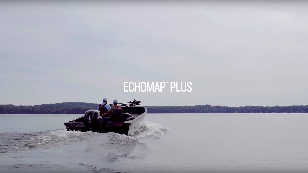 Echomap Plus The Combo With Connections Youtube Sail Boat Engine Wiring Harness