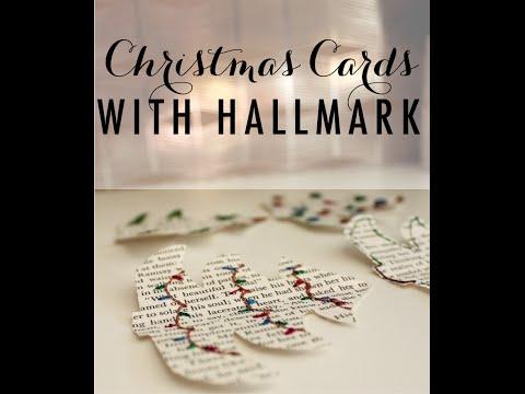 Christmas Cards with Hallmark