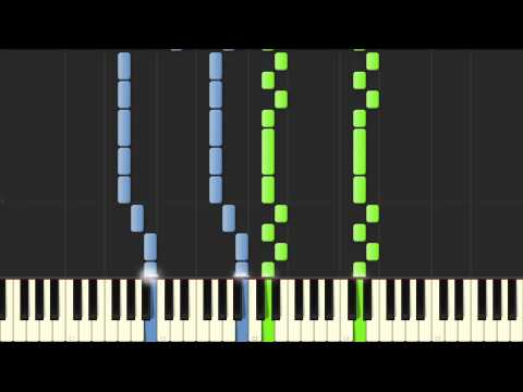 Magic System - Magic In The Air Feat. Chawki Piano Tutorial & Midi Download