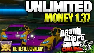 GTA 5 Online 'MONEY GLITCH' CAR DUPE 1.37! ''1.37 CAR DUPLICATION GLITCH'' (GTA 5 1.37 Money Glitch)