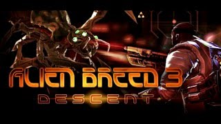 alien breed 3 Descent pc game