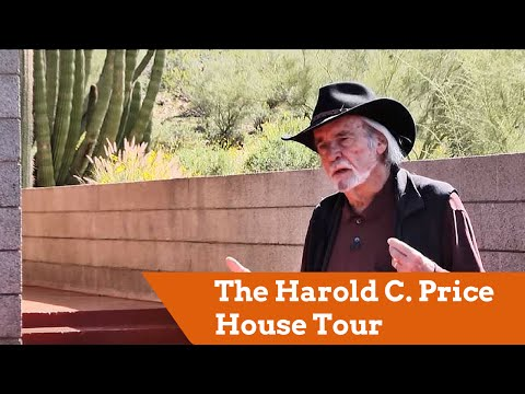 The Harold C. Price / U-Haul House: A Video Tour By Frank Henry