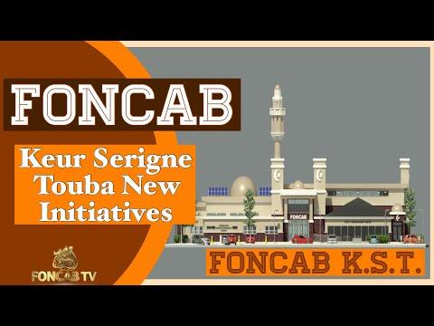 FONCAB KEUR SERIGNE TOUBA NEW INITIATIVES
