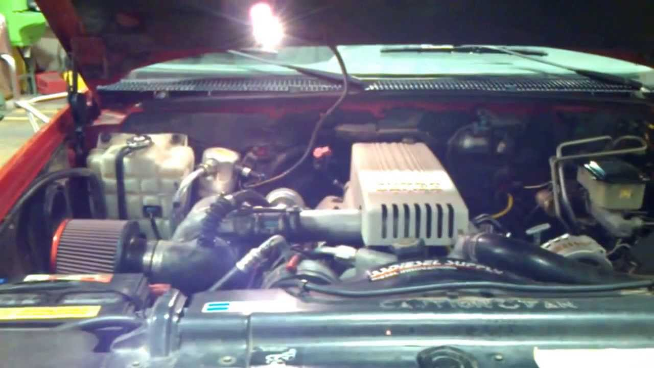 1995 chevrolet k3500 6.5 turbo diesel - YouTube
