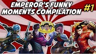 EMPEROR'S FUNNY MOMENT #PART1