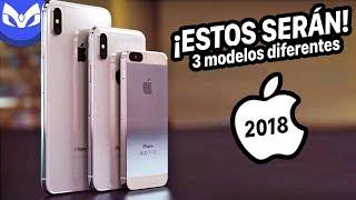 iPhone 2018 Leaks & Rumors