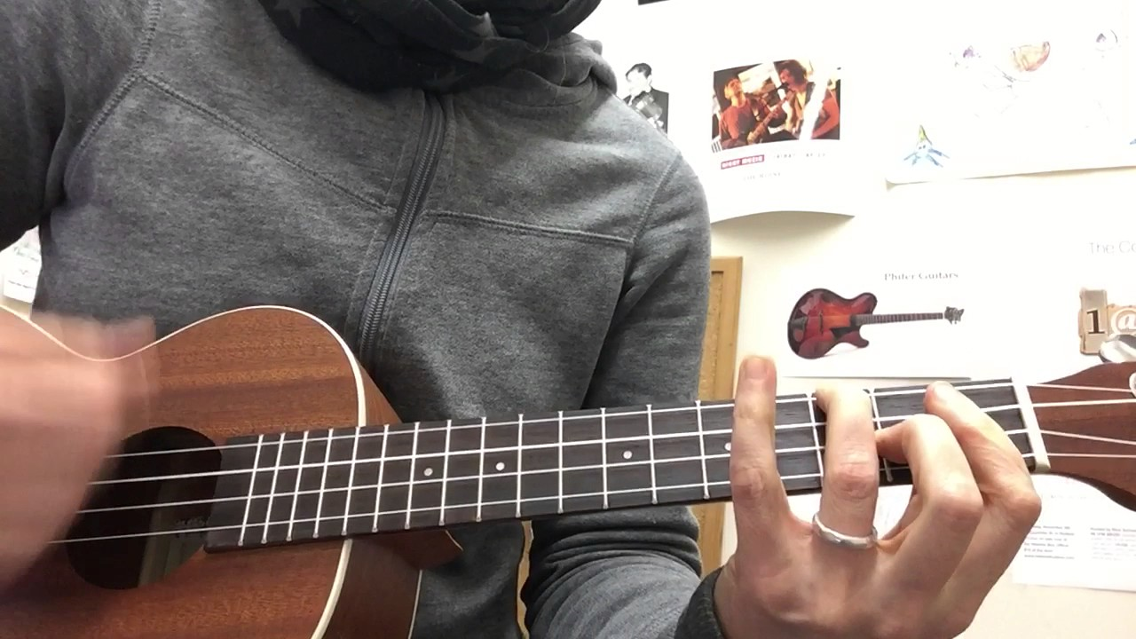Kitchen Sink Ukulele