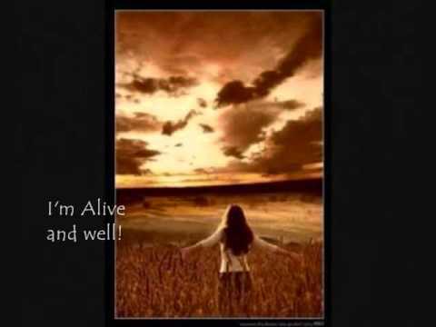 I'm Alive--Kenny Chesney and Dave Matthews (w/Lyrics)