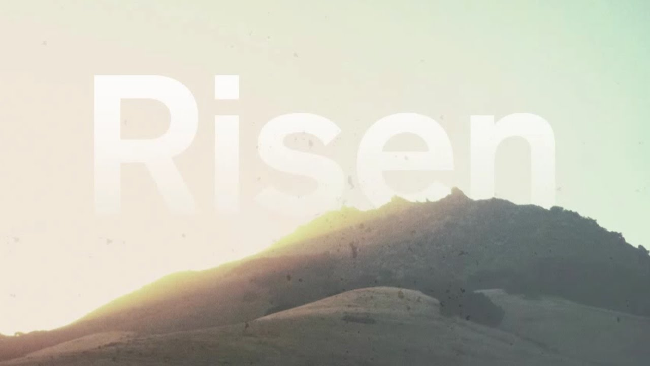 He Has Risen [Official Lyric Video]