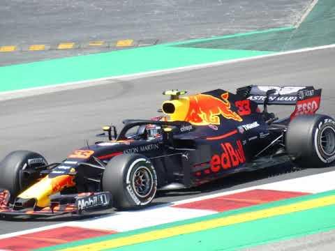 GP F1  ESPAÑA EMIRATES 2018