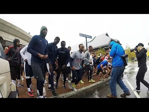 2014 Husky Run With UConn Men