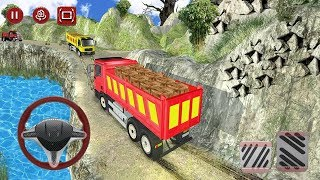 Truck Cargo Driving Hill Simulation (by Coding Squares) Android Gameplay [HD]