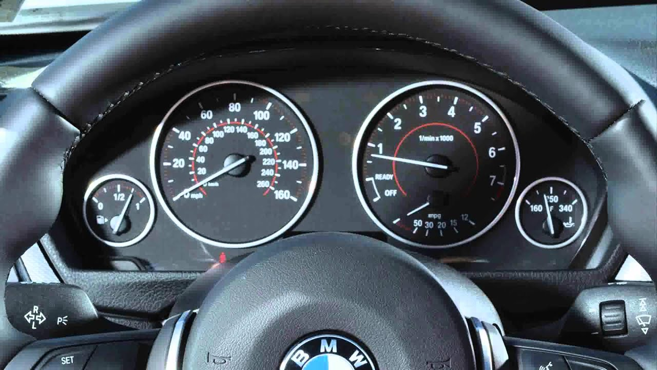 Bmw I Coupe Model YouTube - 2014 bmw 335i coupe