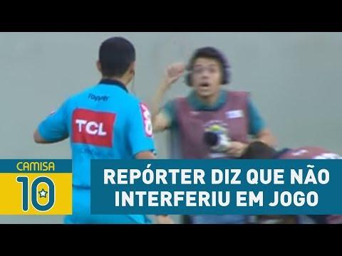 REPÓRTER Diz Que NÃO Interferiu Em Atlético-MG X Corinthians!