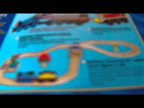 Thomas wooden railway 2007 yearbook