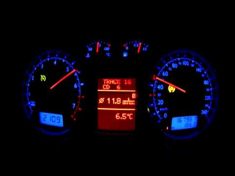 Golf 4 V5 0-200, Top Speed
