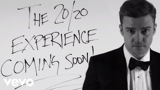 Justin Timberlake Suit Tie Lyric Video Ft JAY Z