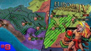 A INVASÃO AOS MAIAS COMEÇA! - Europa Universalis 4 #8 - (Gameplay/PC/PTBR) HD