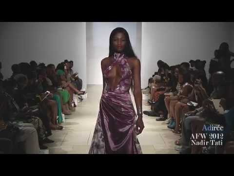 Nadir Tati | Africa Fashion Week New York 2012