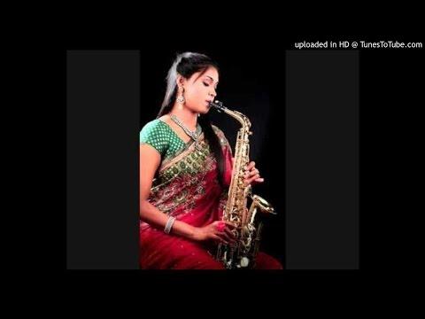 Lavanya saxophone-Vathapi Ganapathim -Hamsadwani