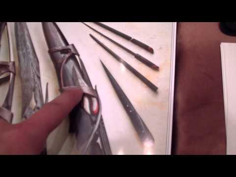 Insane Art Sword by Robert Kaufman - NYCKS 2013
