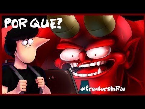 Querem bloquear o Pokémon Go no Brasil? #CreatorsInRio